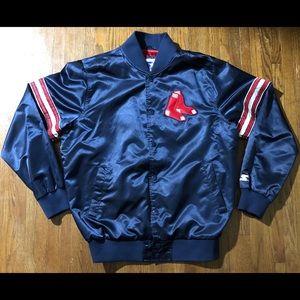 Vintage Boston Red Sox Starter Jacket (L)